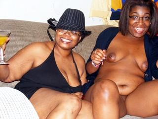 mature black hoes