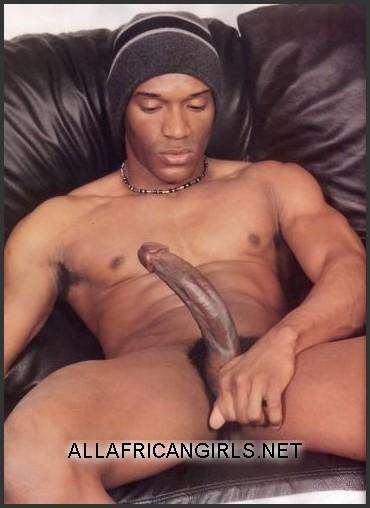 Ebony gay dudes
